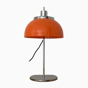 Mid-Century Faro Mushroom Table Lamp by Luigi Massoni for Guzzini, 1970s