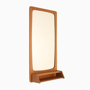 Mid-Century Hall Mirror from Pedersen & Hansen, 1960s