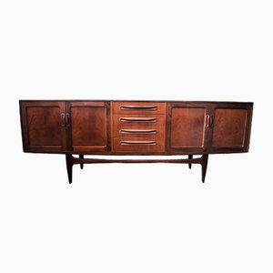 Mid-Century British Teak Credenza by Victor Wilkins for G Plan, 1960s