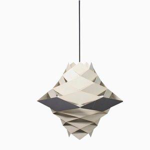 Mid-Century Model Symfoni Ceiling Lamp by Preben Dahl for Hans Følsgaard Elektro A/S, 1960s