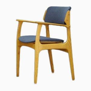 Vintage Danish Armchair by Erik Buch, 1960s