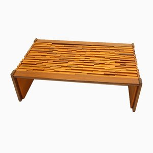 Mid-Century Jacaranda Coffee Table from Percival Lafer
