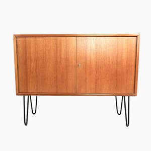 Mid-Century Teak Commode, 1960s
