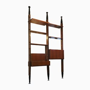 Mid-Century Italian Bookcase by Paolo Tilche for Arform, 1960s