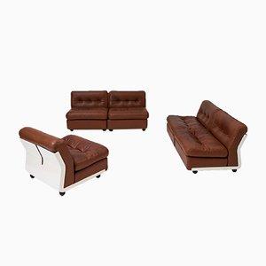 Modular Amanta Sofa Set by Mario Bellini for B&B Italia / C&B Italia, 1960s