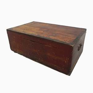 Wooden Amidon Royal De Riz Box, 1930s