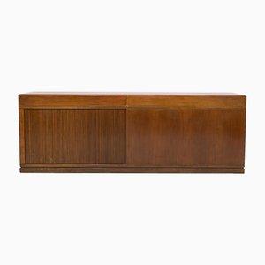 Walnuss Sideboard von Angelo Mangiarotti, 1960er