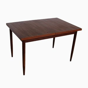 Vintage Teak Dining Table, 1960s