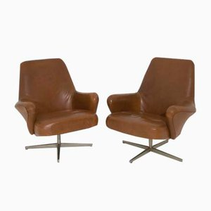 Lounge Chairs by Gianni Moscatelli for Formanova, 1960s, Set of 2