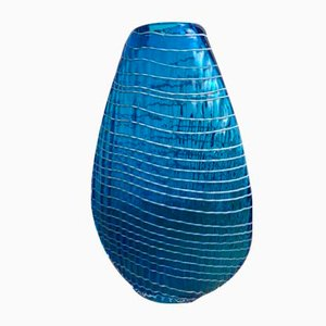 Murano Glass Layered Vase, 1960s
