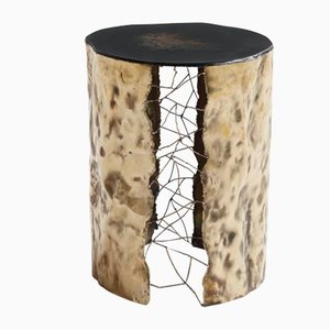 Tree Brass Table from Dal Furlo
