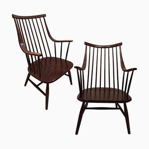 Model Grandessa Armchairs by Lena Larsson for Pastoe & Nesto, 1959, Set of 2