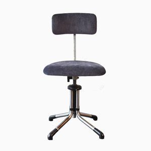 Mid-Century Model 360 Office Chair by CH Hoffmann for Gispen