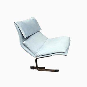 Onda Wave Lounge Chair by Giovanni Offredi for Saporiti, 1970s