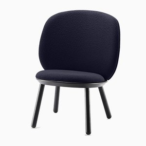 Naïve Low Chair in Blue by Etc.etc. for Emko