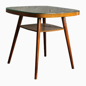 Mid-Century Coffee Table from Drevopodnik Holesov, 1960s