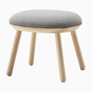 Naïve Ottoman in Hardraw by Etc.etc. for Emko