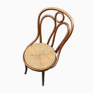 Antique Dining Chair by Michael Thonet for Gebrüder Thonet Vienna GmbH