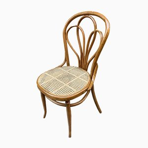 Model Lotus Dining Chair by Michael Thonet for Gebrüder Thonet Vienna GmbH, 1890s