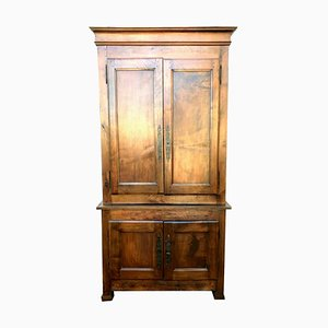 Antique Directoire Double Body Bookcase