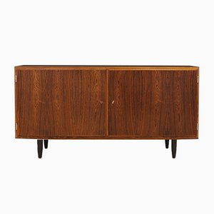 Vintage Rosewood Cabinet by Carlo Jensen for Hundevad & Co., 1970s