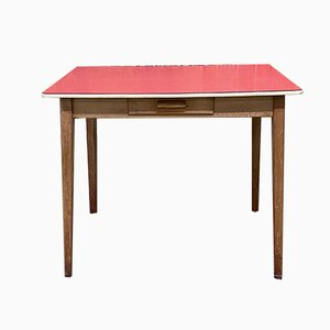 Formica Bistro Table, 1970s