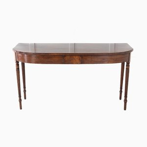 19th Century Regency Mahogany Serving Table