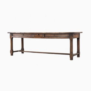 18th Century French Walnut Farmhouse Table