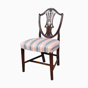 Sheraton Revival Mahogany Dining Chairs from Century Furniture, Set of 8
