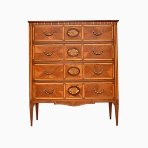 Mid-Century Neoclassical Style Dresser, 1950s