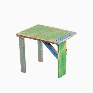 Driftwood Side Table by Agustín Bastón Soage