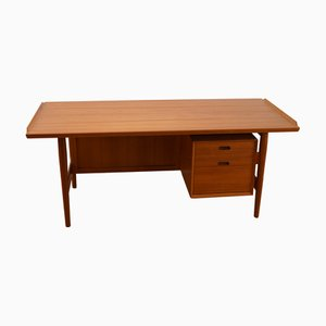 Teak Desk by Arne Vodder for Sibast, 1960s