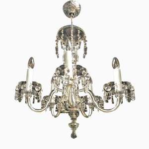 Bohemia Crystal Chandelier, 1970s