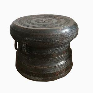 Antique Bronze Drum