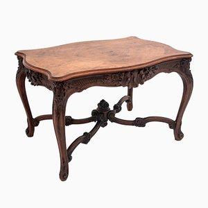 Antiker Esstisch im Louis Philippe Stil