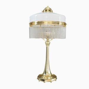 Art Deco Table Lamp, Vienna, 1920s