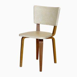 Mid-Century Stühle aus Schichtholz von Cor Alons für Gouda den Boer, 1950er, 3er Set