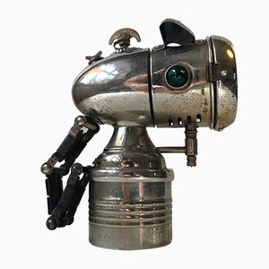 Bullet Bicycle Lamp from Melas, 1930s