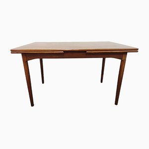 Danish Rosewood Dining Table by Kai Winding for Slagelse Møbelværk, 1960s