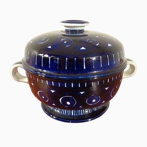 Valencia Porcelain Stockpot by Ulla Procope for Arabia, 1960s
