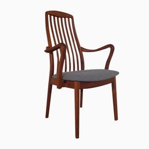 Teak Stuhl von Kai Kristiansen für Schou Andersen, 1960er