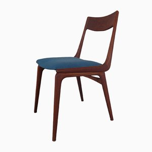 Vintage Boomerang Dining Chair by Alfred Christensen for Slagelse Møbelværk, 1950s
