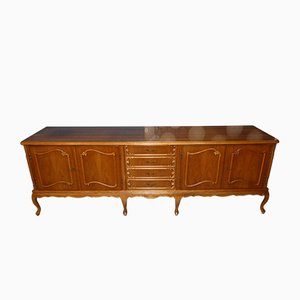 Large Mid-Century Chippendale Style Sideboard from Quadriga Stilmöbel, 1960s