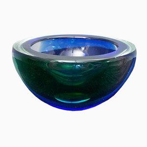 Murano Glass Ashtray by Paolo Venini for Venini, 1960s