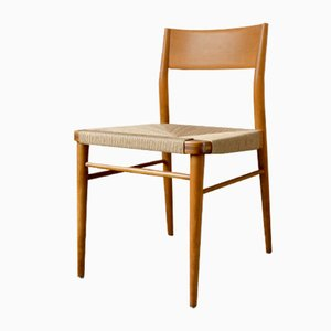 No. 157 Dining Chairs by Børge Mogensen, 1960s, Set of 4