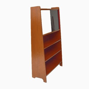 Bookcase with Wing Feet, 1960s
