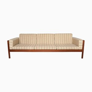 Vintage Danish Style Teak and Wool Day Sofa, 1960s