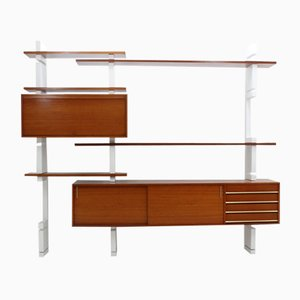 Vintage Extenso Modular Bookcase from AMMA, 1960s