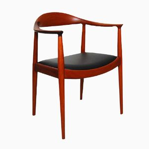 JH-503 Chair by Hans Wegner for Johannes Hansen