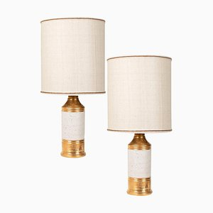 Table Lamps by Bitossi, 1960s, Set of 2